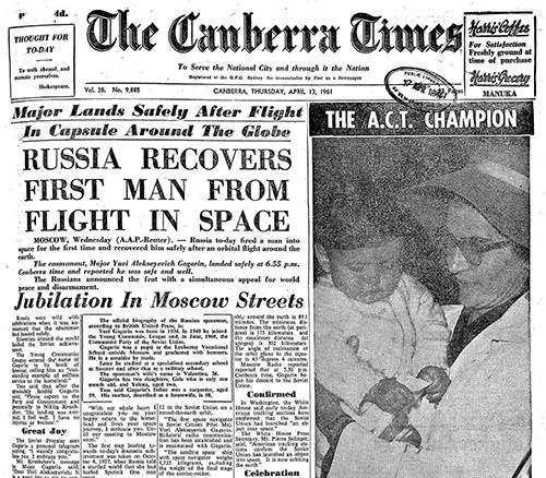 The Canberra Times, Австралия
