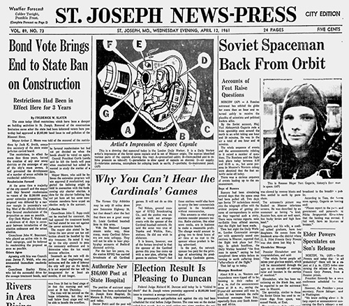St. Joseph News-Press, США